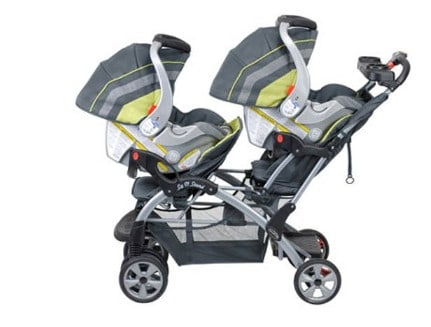 the best twin baby stroller
