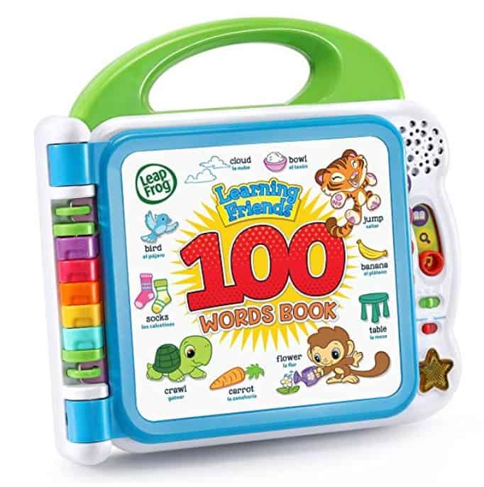 100 word book for toddlers