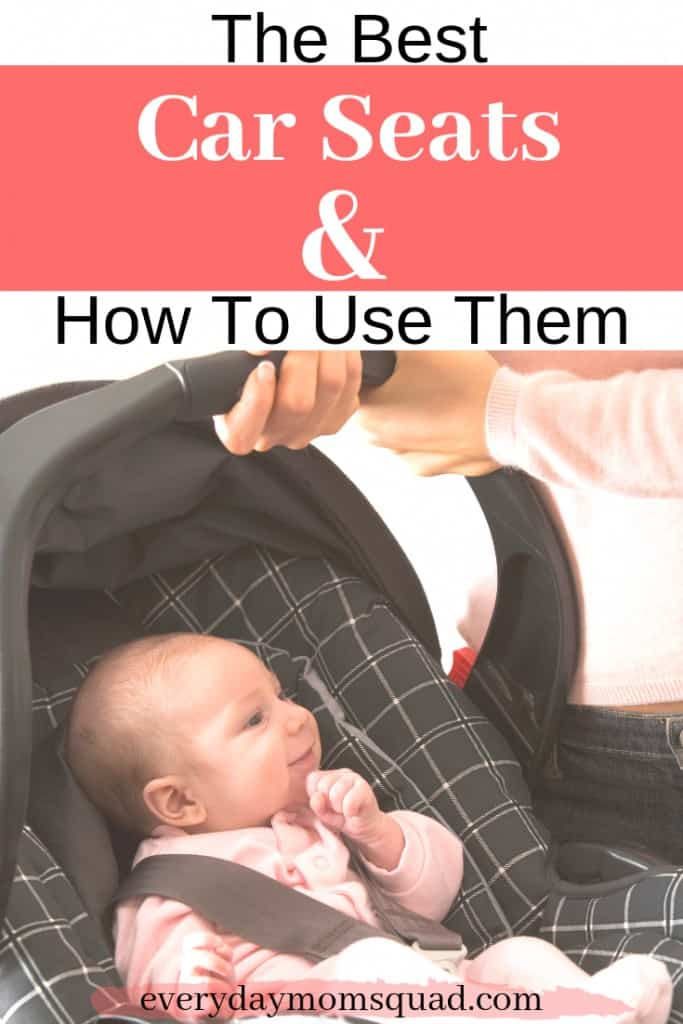 The best car seat for infants and toddlers