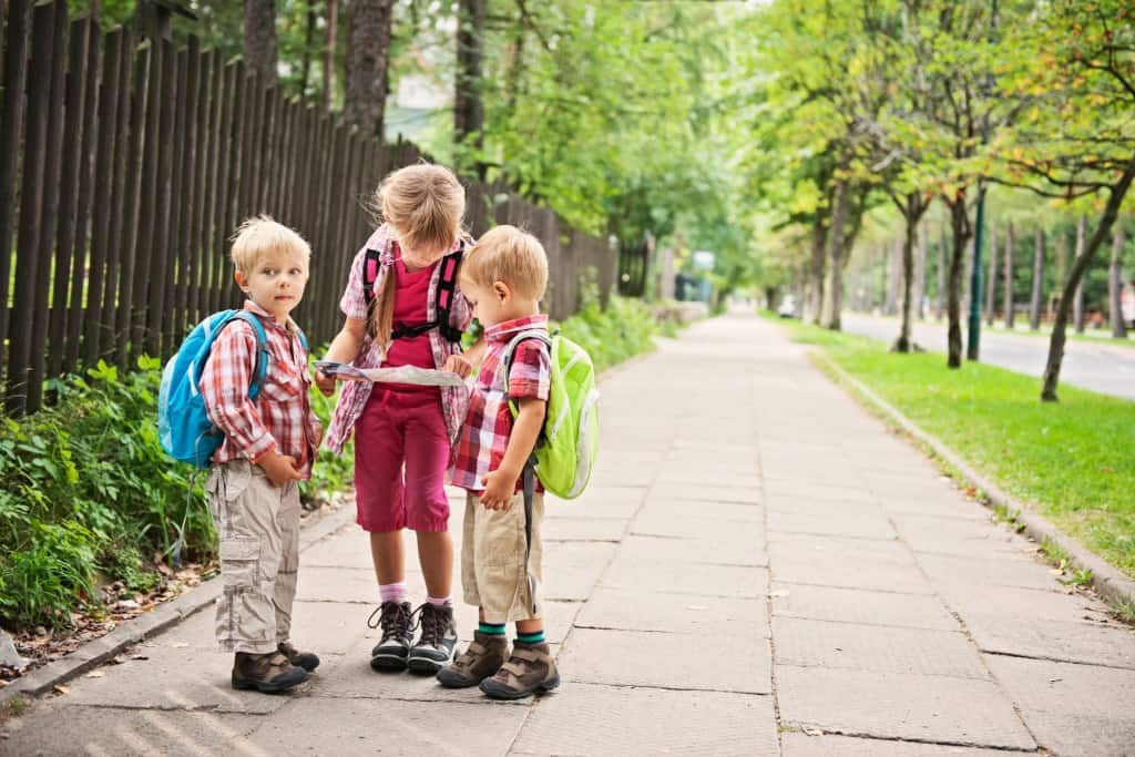 safety skills for kids