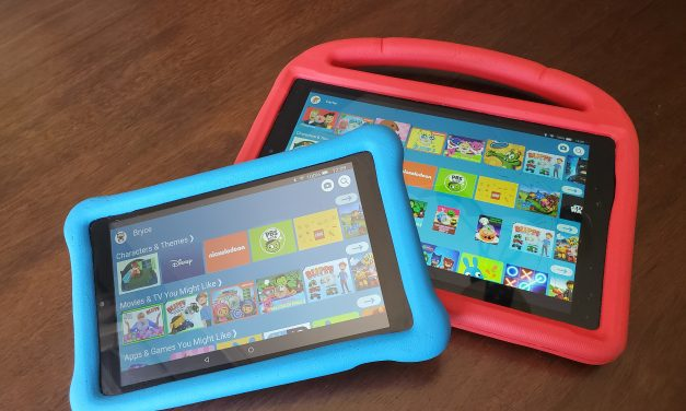 A Mom's Review Of Kindle Fire Kids Edition