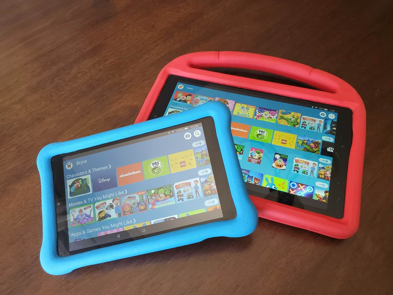 A Mom S Review Of Kindle Fire Kids Edition The Everyday Mom Squad
