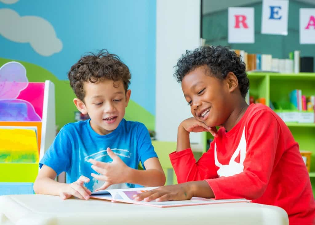 reading activity for kids