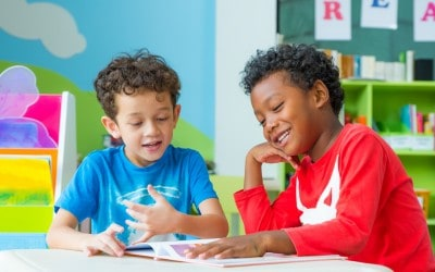 Give A Mouse A Cookie: Children's Reading Activity