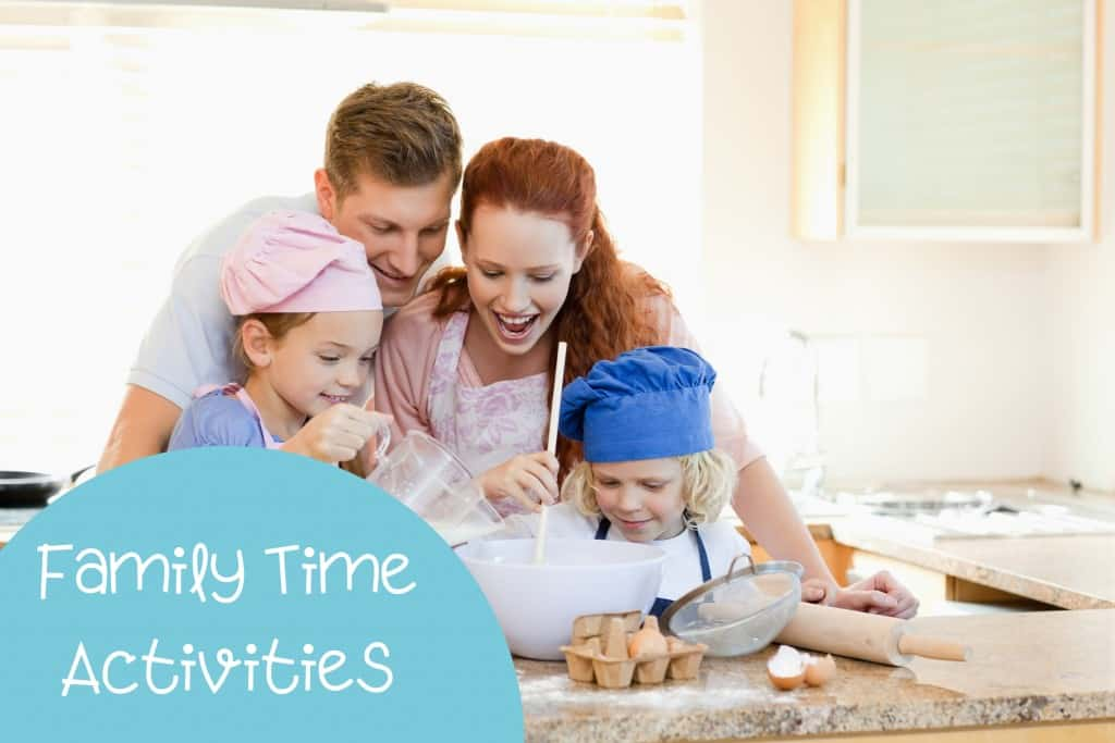 activities for family time