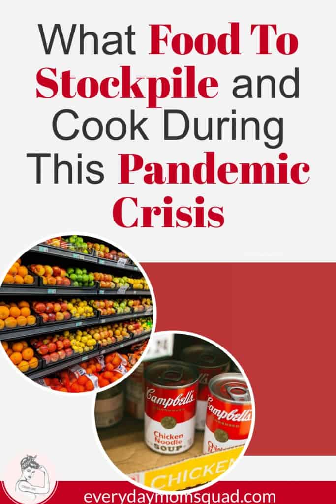 food recipes during pandemic
