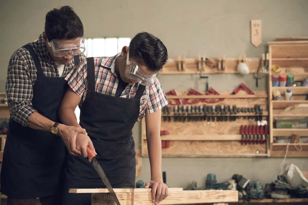 life skills to teach kids