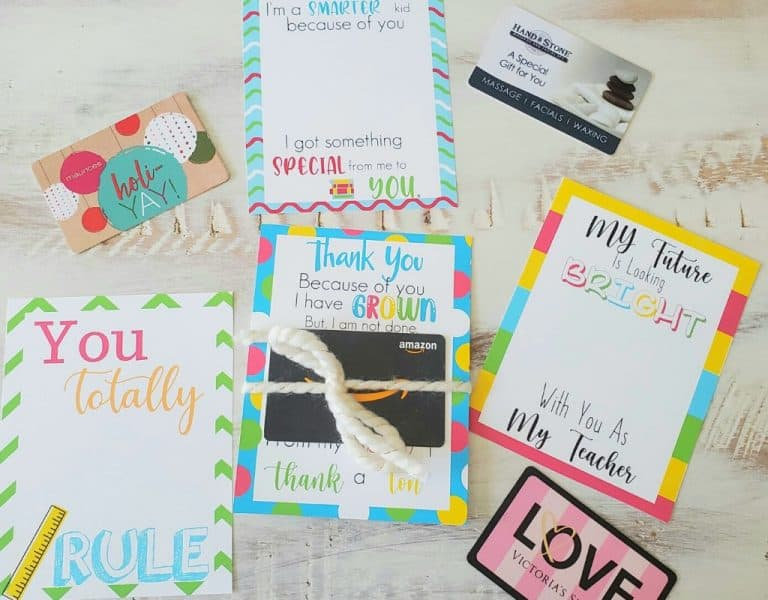 Teacher Appreciation Gifts That They Will Never Forget