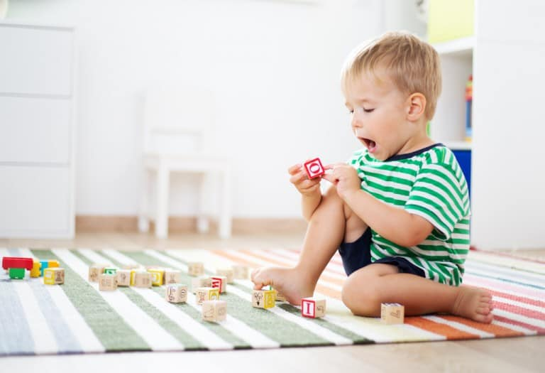 The Best Toys For 2 Year Olds {That Enhances Their Development}
