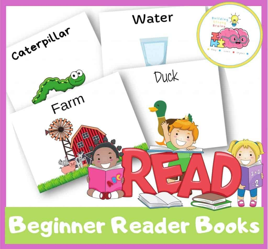 beginner reading books