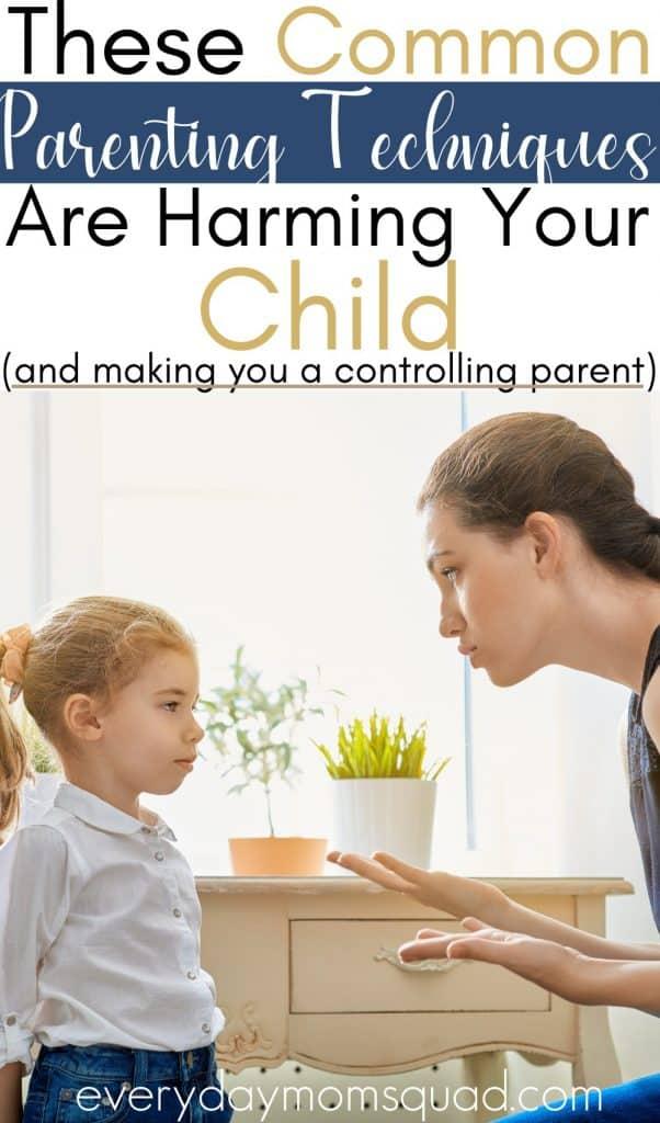 controlling parenting