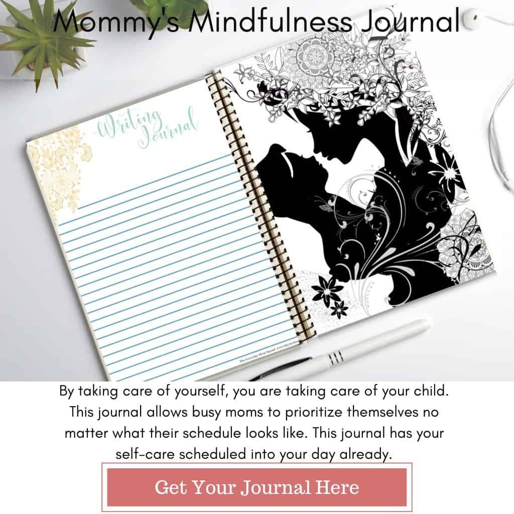 mommy's mindfulness journal
