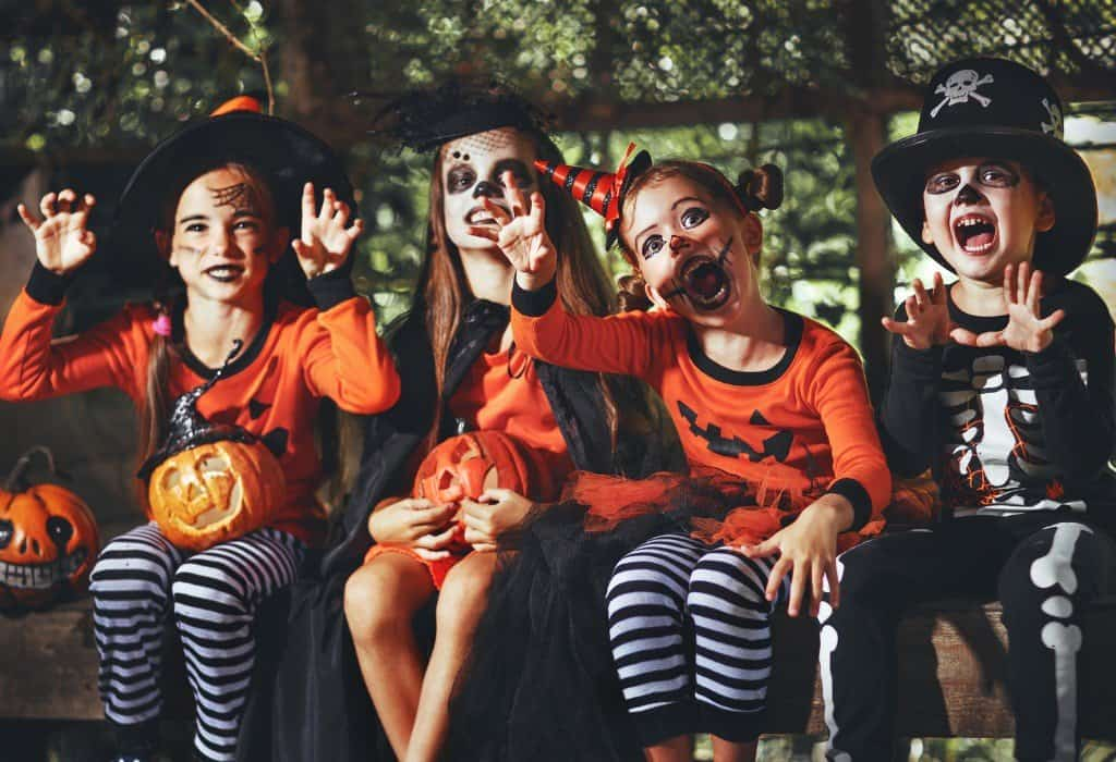 Indoor Halloween Fun For Kids
