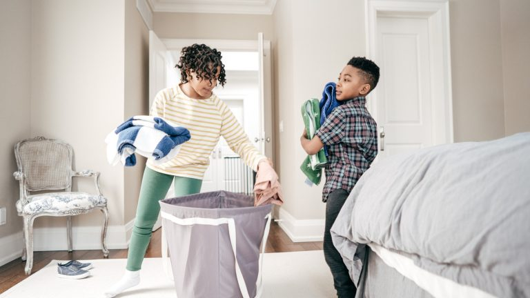 How To Get Your Kids To Do Chores Without The Power Struggle