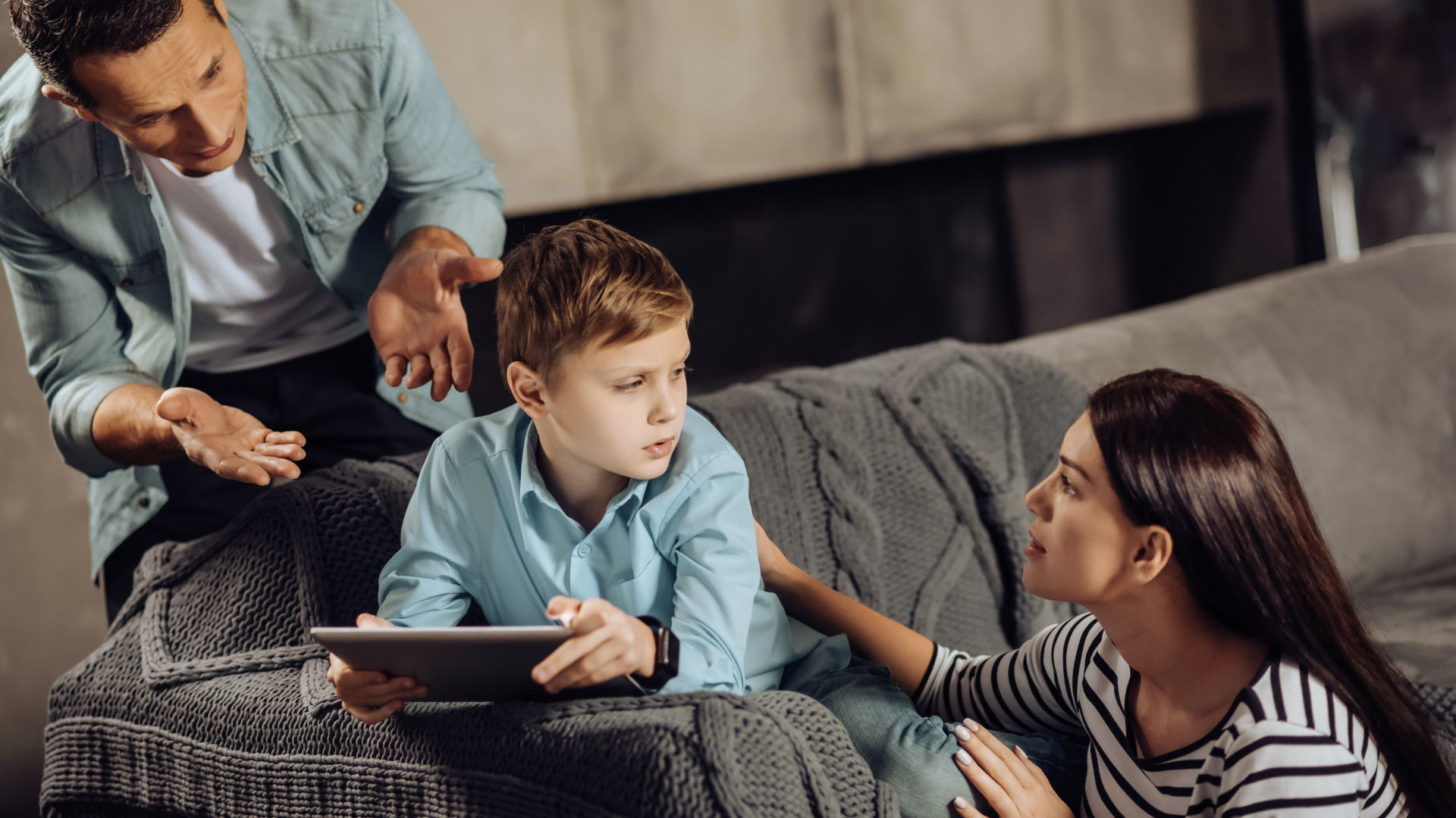 how to set boundaries with kids that stick