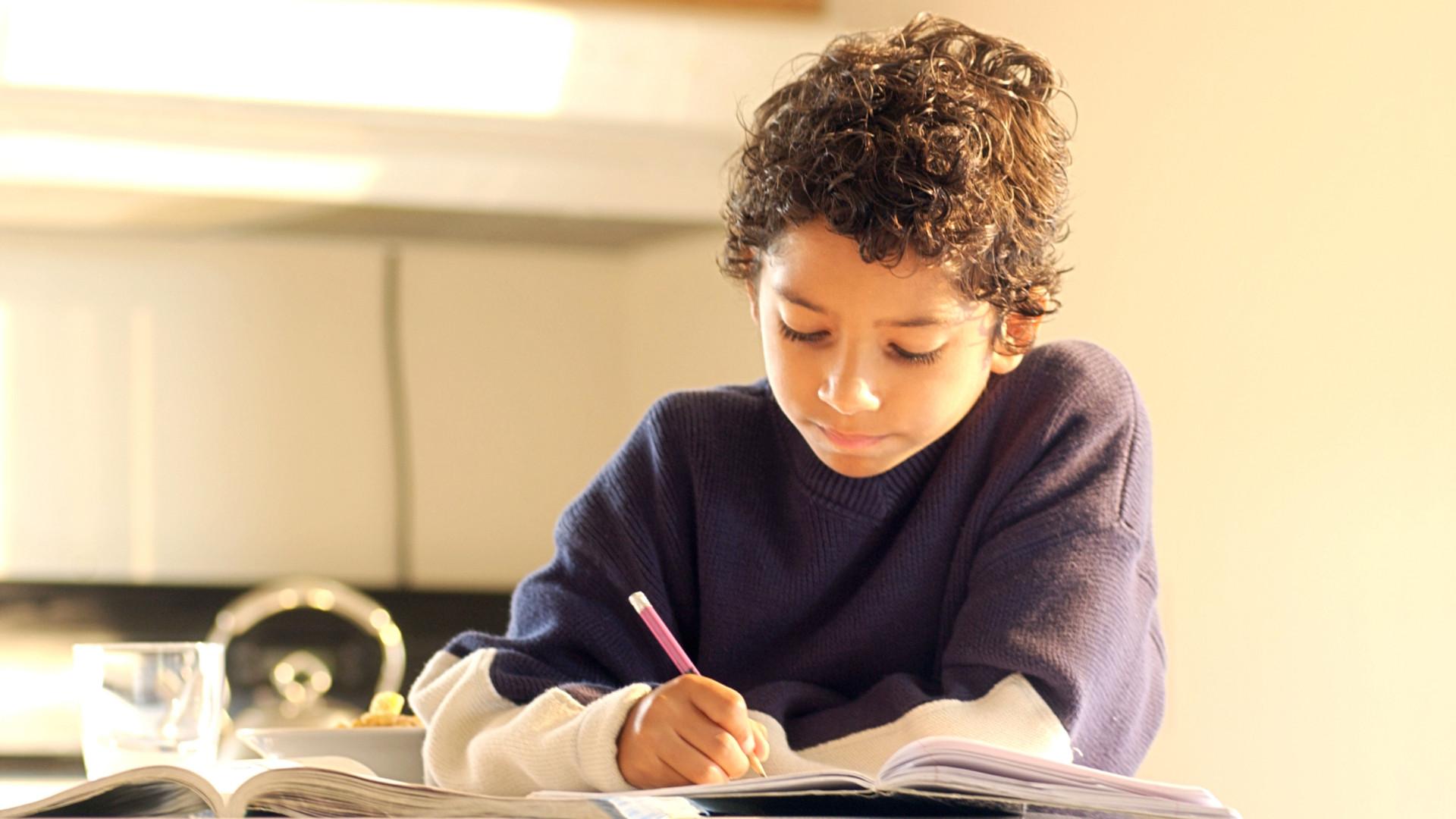 how to get kids to do their homework